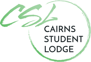 Cairns Student Lodge Logo