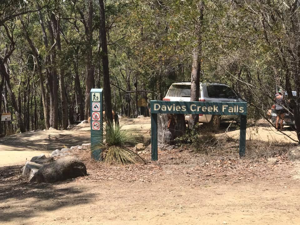 Davies Creek Trip with Lodge Event Hub