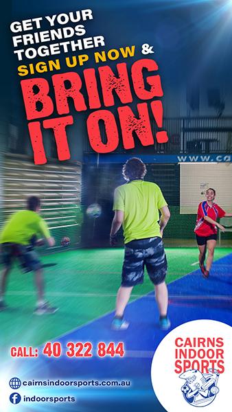 Dodgeball – Cairns Indoor Sports