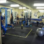 JCUSA Fitness Centre Cairns Inside