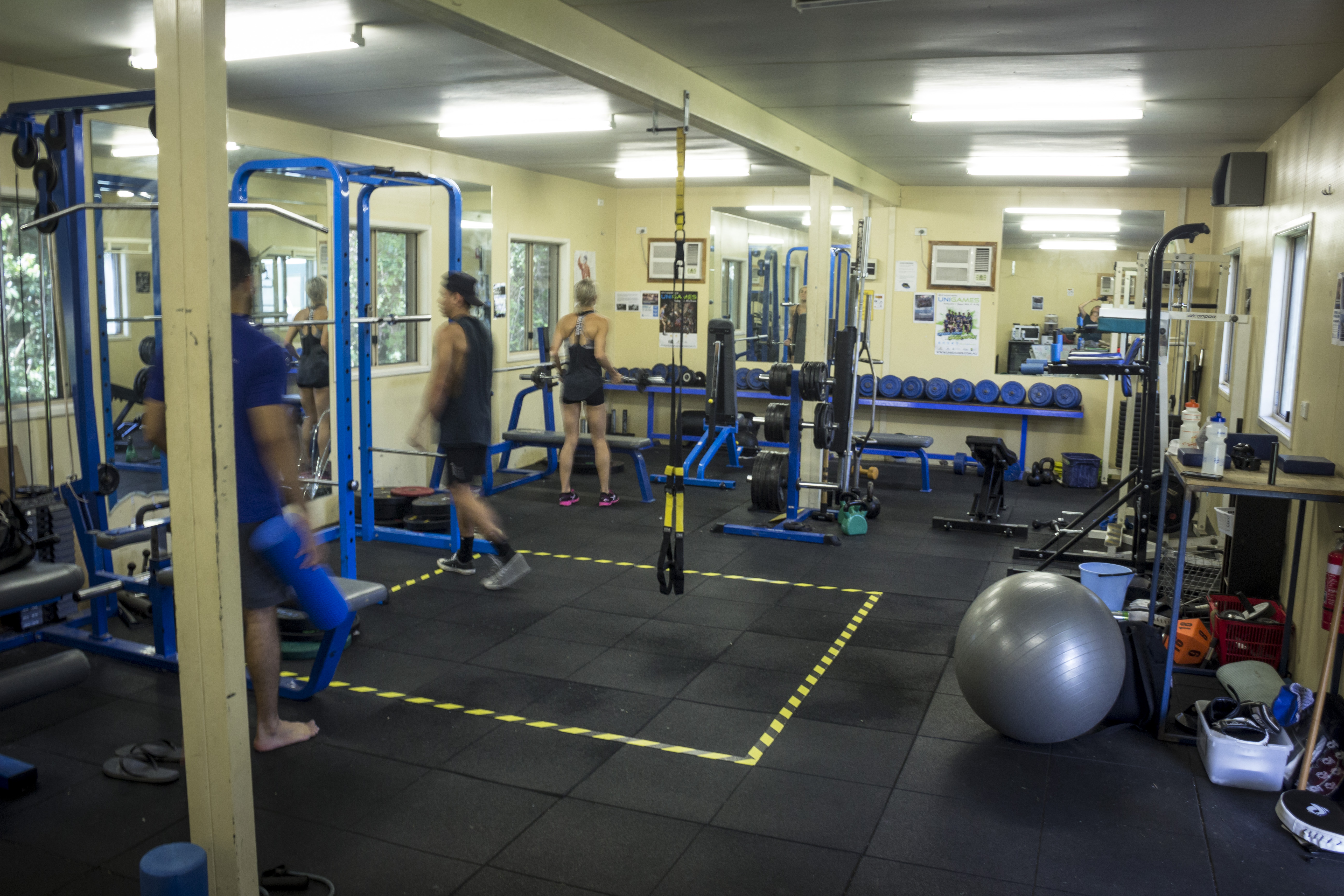 Lodge Plus - Free Gym Access - Cairns Student Lodge