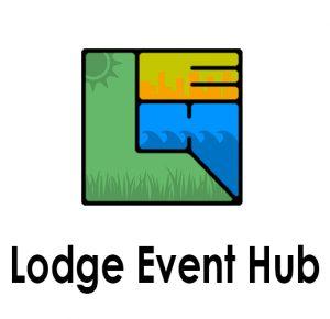 Lodge Event Hub Logo