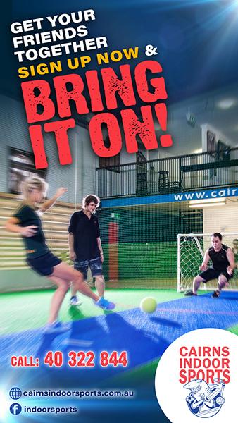 Soccer – Cairns Indoor Sports