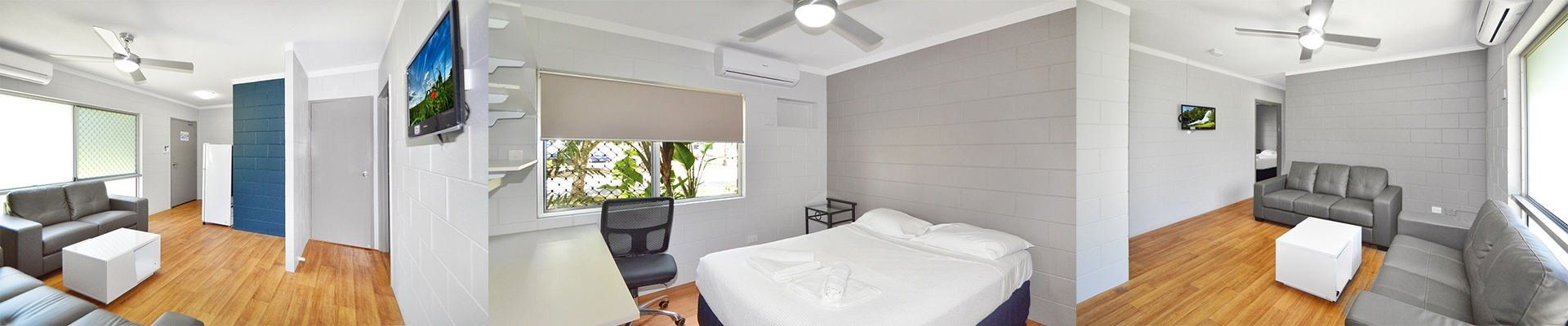 Apartment living at Cairns Student Lodge