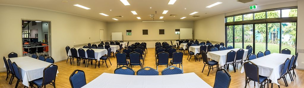 Cairns Student Lodge Conference Room