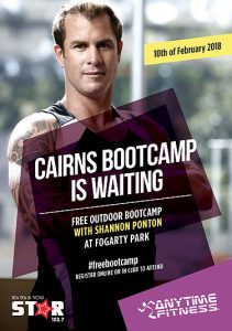 Free Bootcamp Anytime Fitness