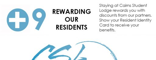 Reason Number 9 to Choose Cairns Student Lodge